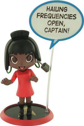 Star Trek Trekkies Uhura Q-Pop Figurine