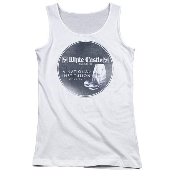 Castle National Institution Juniors Tank Top