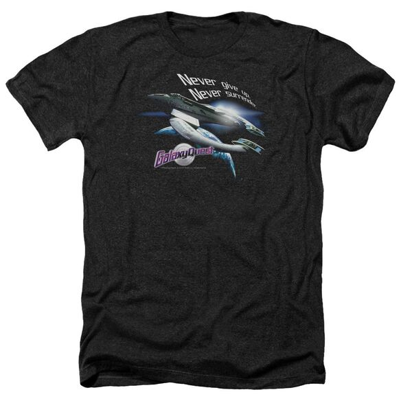 Galaxy Quest Never Surrender Adult Heather