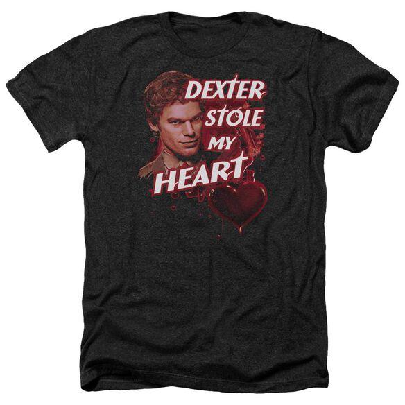 Dexter Bloody Heart Adult Heather