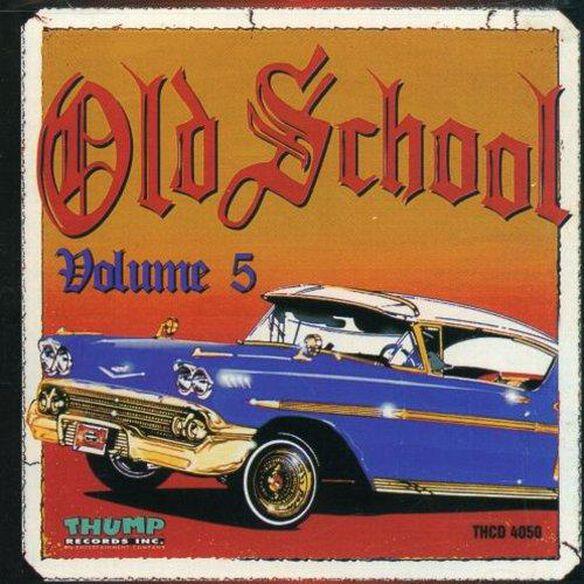 Old School 5 / Various