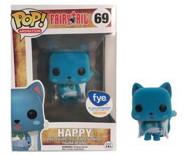 Pop Exclusive Happy Flocked