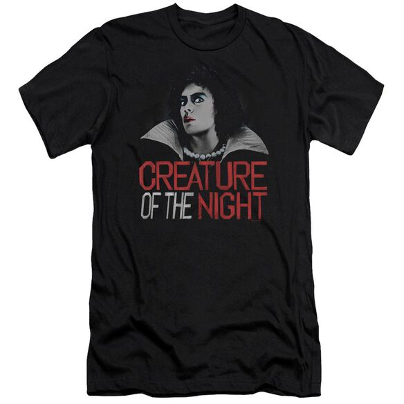 Rocky Horror Picture Show Creature Of The Night Premuim Canvas Adult Slim Fit