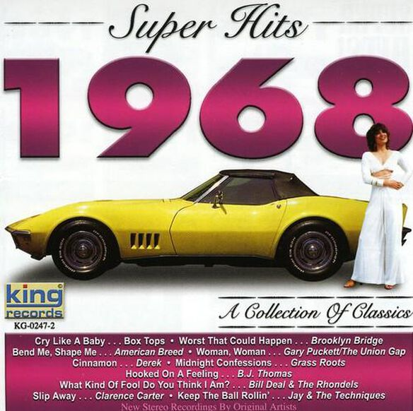 Super Hits 1968 / Various