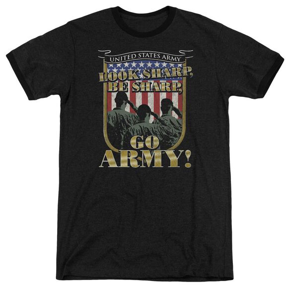 Army Go Army Adult Heather Ringer