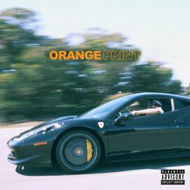 Larry June - Orange Print (Transparent Orange Vinyl)
