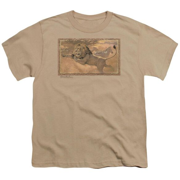 Wildlife The Rush Short Sleeve Youth T-Shirt