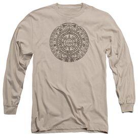 Ancient Aliens Calendar Long Sleeve Adult T-Shirt
