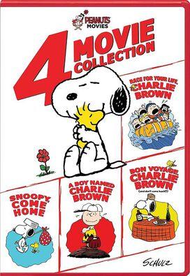 Peanuts-4 Movie Coll