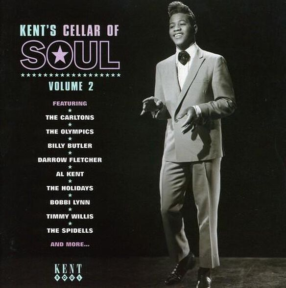 Kent's Cellar Of Soul 1 / Various (Uk)