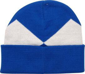 Power Rangers Blue Ranger Patch Cuff Beanie