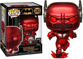 Funko Pop!: Batman Dark Nights - Metal Red Death