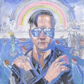 John Cameron + Eyelids Mitchell - Turning Time Around