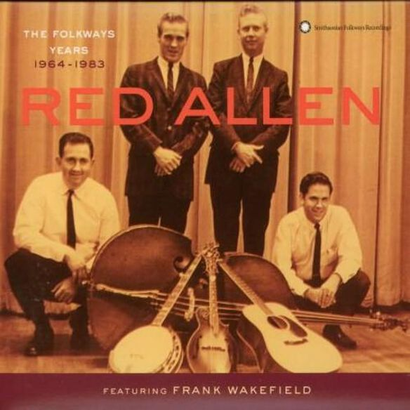Red Allen - The Folkways Years 1964-83