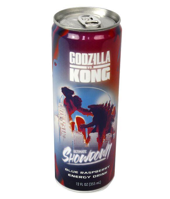 Godzilla vs. Kong - Ultimate Showdown Energy Drink