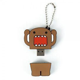 Domo Kun Flash Drive Keychain