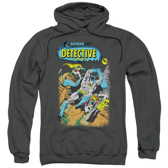 Batman Detective #487 Adult Pull Over Hoodie