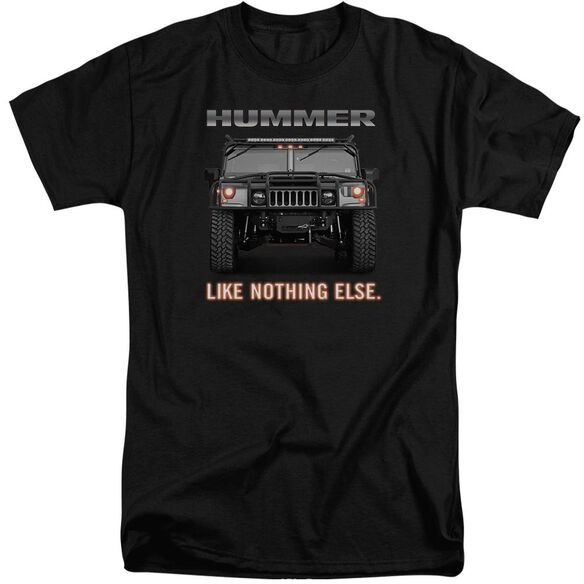 Hummer Like Nothing Else Short Sleeve Adult Tall T-Shirt