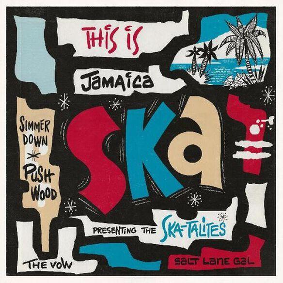Various Artists - This Is Jamaica Ska (Various Artists)