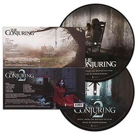 Joseph Bishara - Music from The Conjuring 1 & 2 [Exclusive Picture Disc]