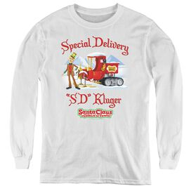 Santa Claus Is Comin To Town Kluger-youth Long