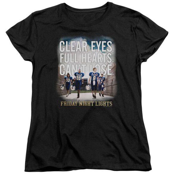 Friday Night Lights Motivated Short Sleeve Womens Tee T-Shirt