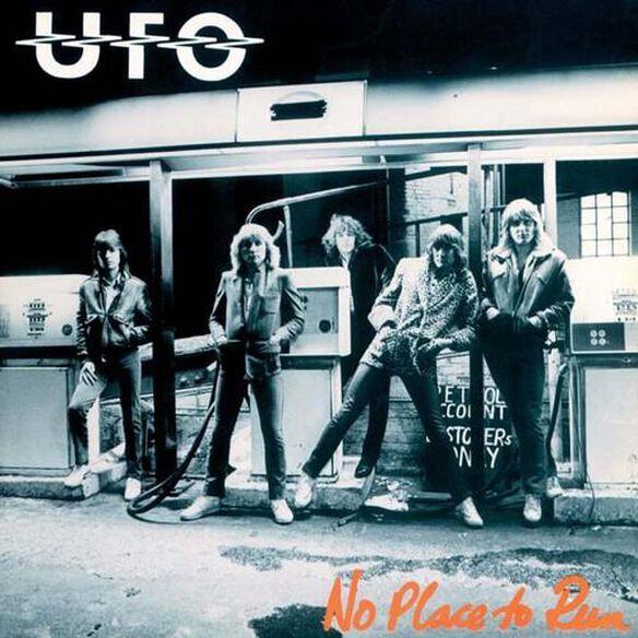 Ufo - No Place To Run