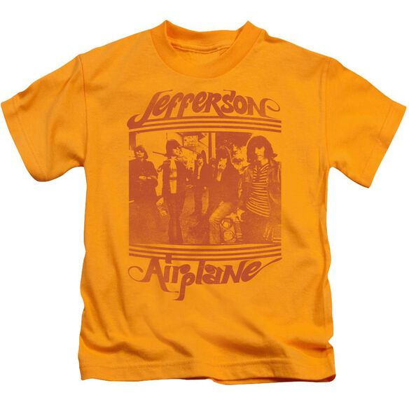 Jefferson Airplane Group Photo Short Sleeve Juvenile T-Shirt