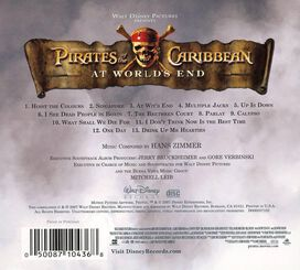 Hans Zimmer - Pirates of the Caribbean: At World's End [Original Soundtrack]