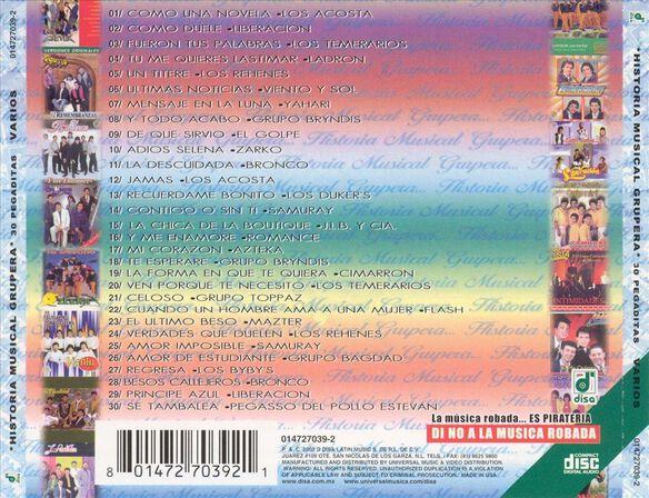 Historia Musical Grupera
