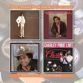 Charley Pride - You're My Jamaica/Roll on Mississippi/Everybody's Choice/Charley Pride Live