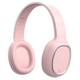 Replay Audio SQR HD Bluetooth Headphones [Pink]