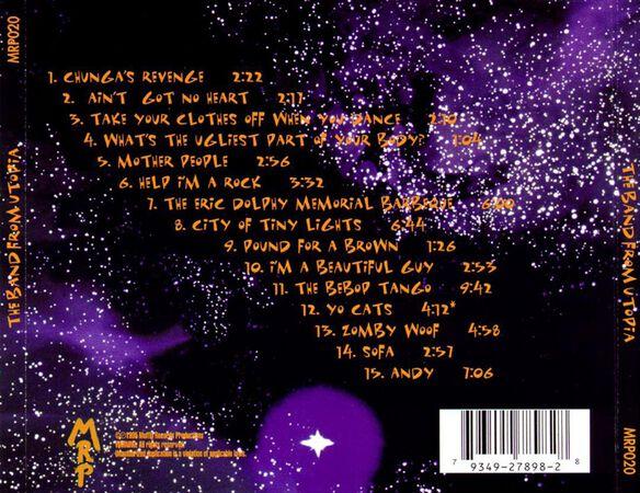 Tribute To Frank Zappa795