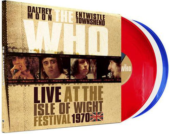 Live At The Isle Of Wight Festival 1970 (Gate)