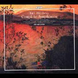 Ari Rasilainen - Kurt Atterberg: The Symphonies (Box Set)