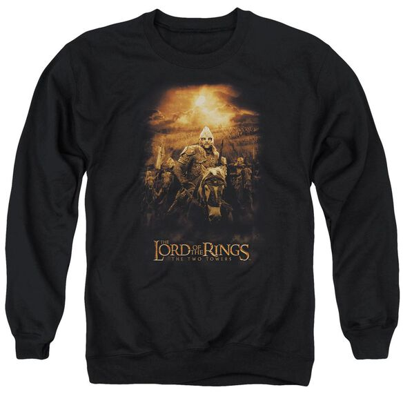 Lor Riders Of Rohan Adult Crewneck Sweatshirt