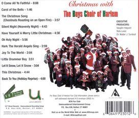 The Boys Choir of Harlem - Harlem Holiday