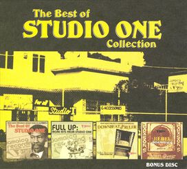 Various Artists - Best of Studio One Collection [Box Set]
