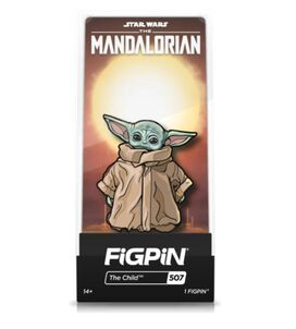Star Wars - The Mandalorian Child FiGPiN