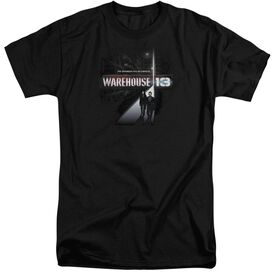 WAREHOUSE 13 THE UNKNOWN-S/S T-Shirt