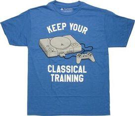 PlayStation Classical Training T-Shirt