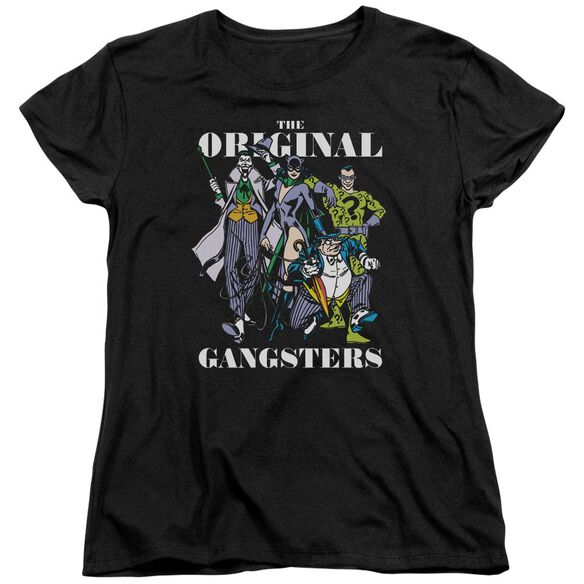 Dc Original Gangsters Short Sleeve Womens Tee T-Shirt