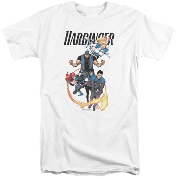 Harbinger Vertical Team Short Sleeve Adult Tall T-Shirt