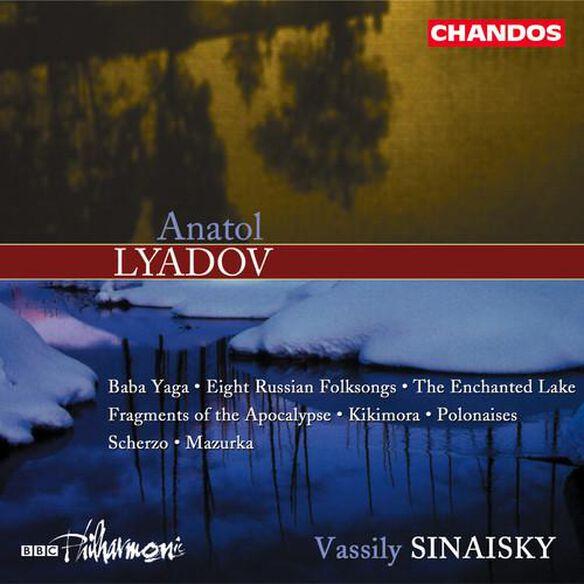 Vassily Sinaisky - Baba Yaga / 8 Russian Folksongs / Enchanted Lake
