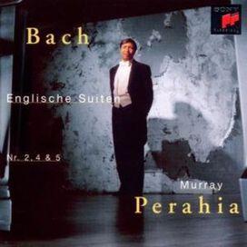 J.S. Bach / Perahia - English Suites 2 4 & 5