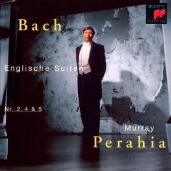 Murray Perahia - English Stes 2