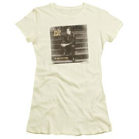 Billy Joel An Innocent Man Short Sleeve Junior Sheer T-Shirt