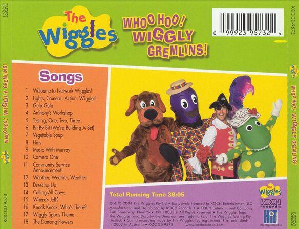 Whoo Hoo Wiggly Gremlins