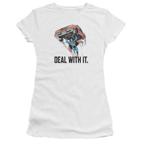Dco Deal With It Premium Bella Junior Sheer Jersey