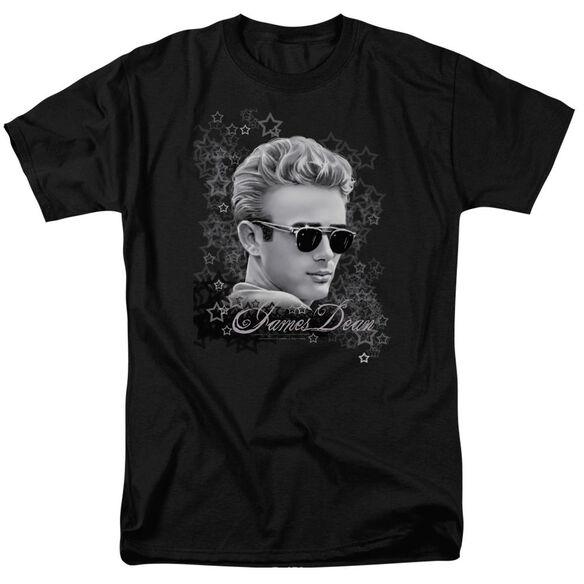 Dean Movie Star Short Sleeve Adult T-Shirt